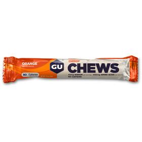 GU Energy Chews Testipaketti 18x54g, Watermelon Strawberry Blueberry Orange
